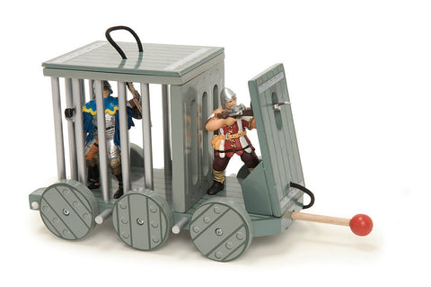Le Toy Van Prisoner Cage