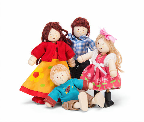 Le Toy Van Doll Family