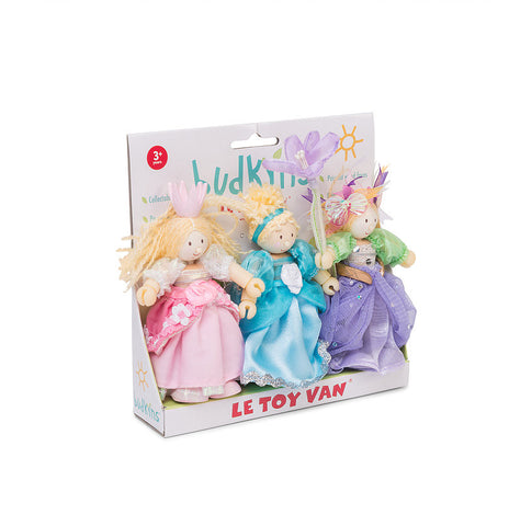 Le Toy Van Budkins Princess Set