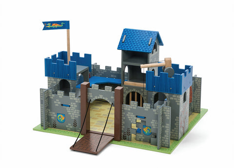 Le Toy Van Excalibur Castle Blue