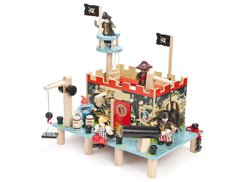 Le Toy Van Buccaneer's Pirate Fort