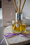 Mummy Loves Organics - Reed Diffuser - Retreat - Balances Mind & Body