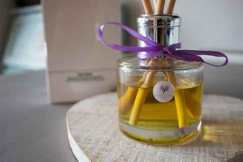 Mummy Loves Organics - Reed Diffuser - Romance - Relaxing & Romantic