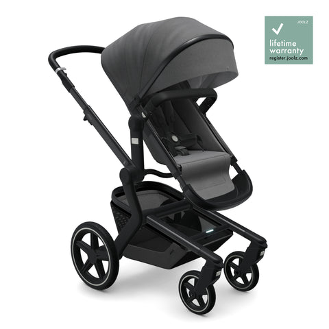 Joolz Day+ Pushchair and Carrycot - Awesome Anthracite