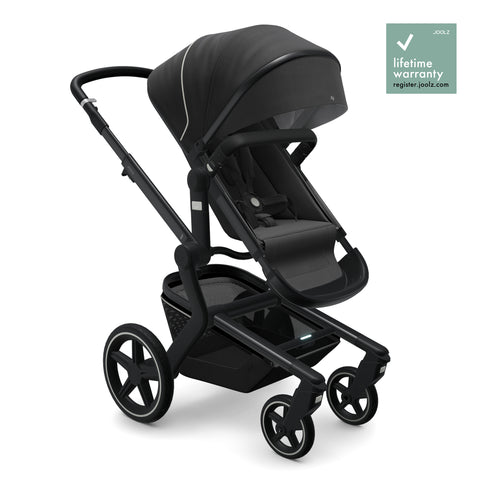 Joolz Day+ Pushchair and Carrycot - Brilliant Black