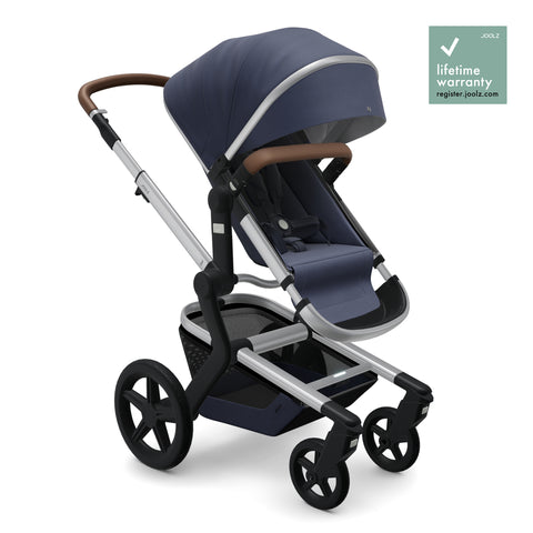 Joolz Day+ Pushchair and Carrycot - Classic Blue
