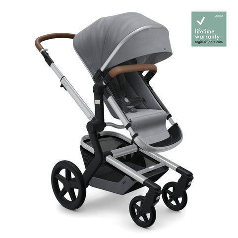 Joolz Day+ Pushchair and Carrycot - Gorgeous Grey
