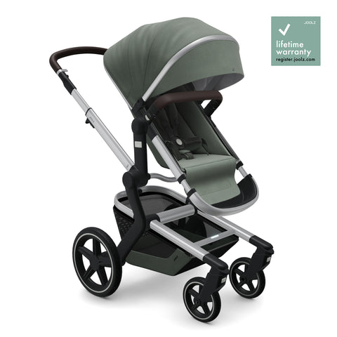 Joolz Day+ Pushchair and Carrycot - Marvellous Green