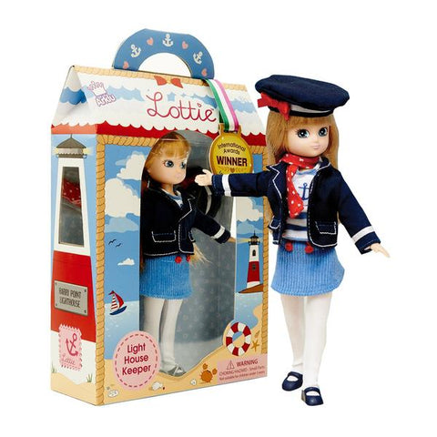 Lottie Doll Lighthouse Keeper