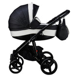 Mee-go Milano Black Sports Chassis Ospray Travel System