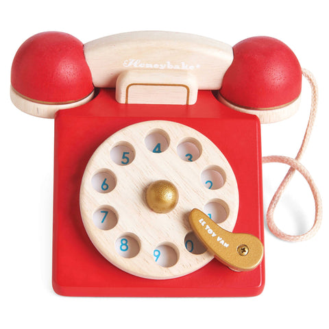 Le Toy Van - Vintage Phone