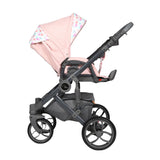 Roma Bambino SE Travel System Amy Childs Collection - Flamingo.