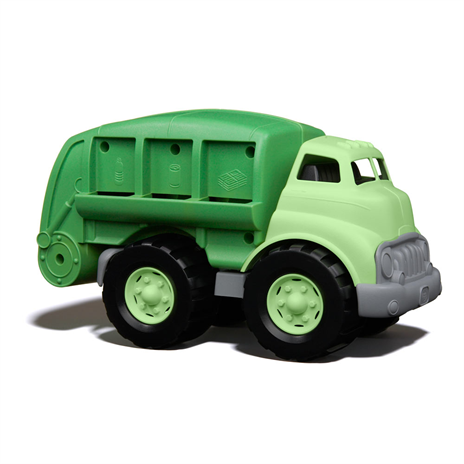 BigJigs - Green Toys - Recycle Truck