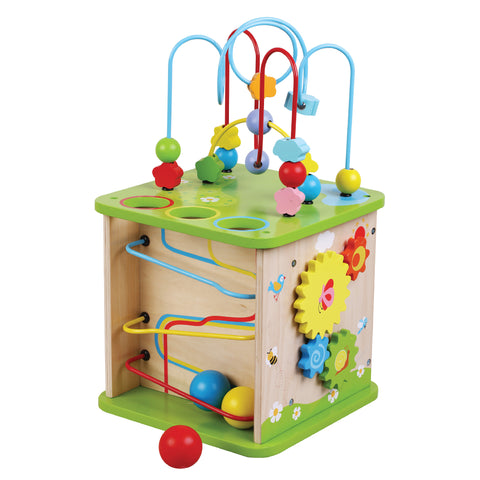 Jumini- Activity Play Cube