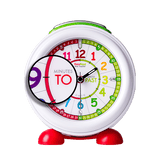 EasyRead Alarm Clock - Past & To Rainbow Face