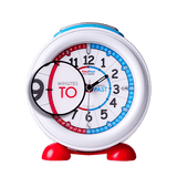 EasyRead Alarm Clock - Past & To Red Blue Face