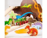 BigJigs - Dinosaur Train Set