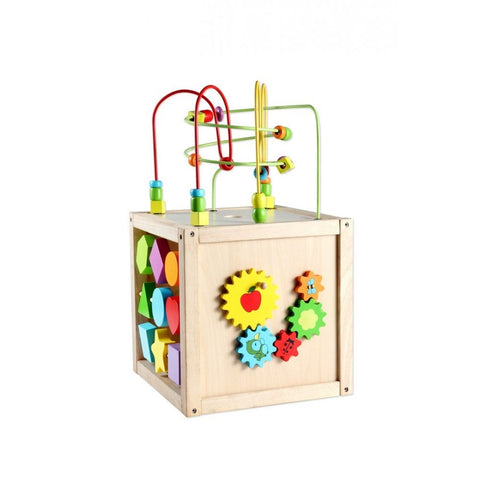 CLASSIC WORLD MULTI - ACTIVITY CUBE