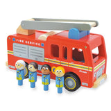 Indigo Jamm- Freddie Fire Engine