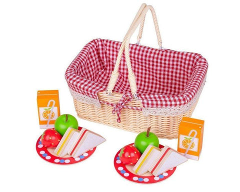 BigJigs - Picnic Basket