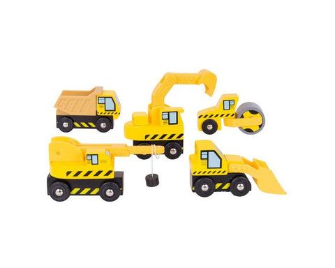 BigJigs - Site Vehicles