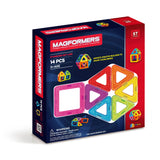 Magformers - Basic 14 Piece Set