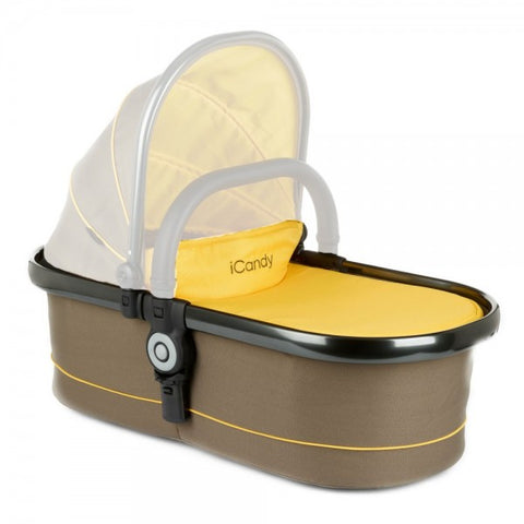 iCandy Peach Honeycombe Carrycot (RRP £199 NOW £65)