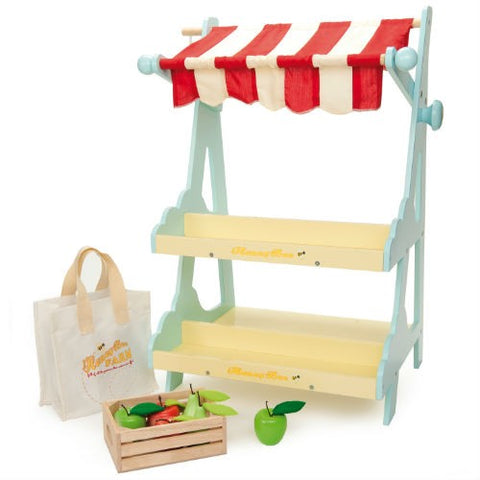 Le Toy Van - Market Stall (NOW £59.99)