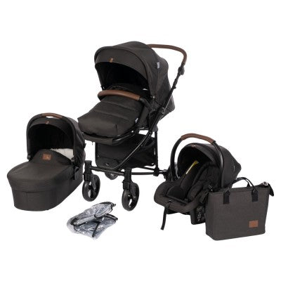 Roma Vita 2 - Black Travel System