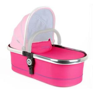 iCandy Peach Bubblegum Carrycot (RRP £199 NOW £65)
