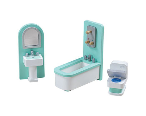 BigJigs - Dolls House Bathroom