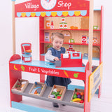 BigJigs- Village Shop