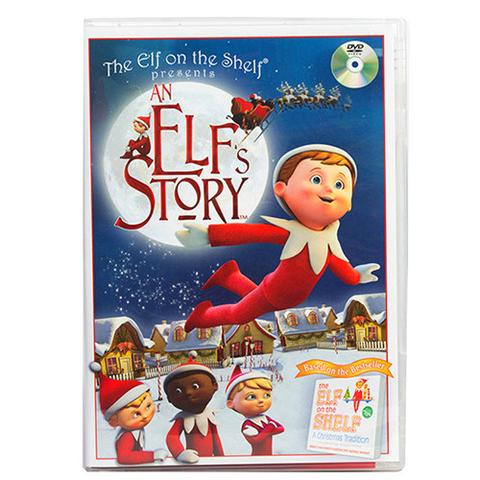 The Elf on the Shelf - Elf Story DVD