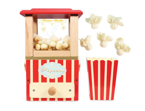 Le Toy Van - Pop Corn Machine