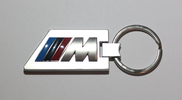 BMW M Series Alloy Metal Keychain - MyValveCaps