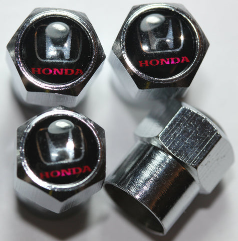 Honda Name Tire Valve Stem Caps - MyValveCaps
