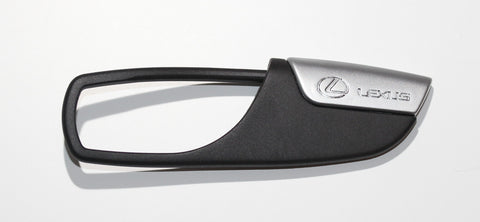 High Quality Lexus Black Keychain - MyValveCaps