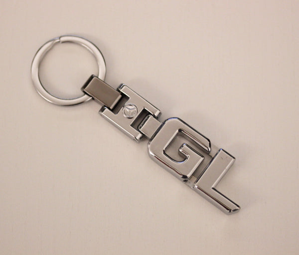 Mercedes Benz GL Chrome Keychain - MyValveCaps