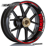 Wheel Rim Stickers for Yamaha - MyValveCaps