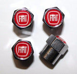 Fiat Tire Valve Stem Caps