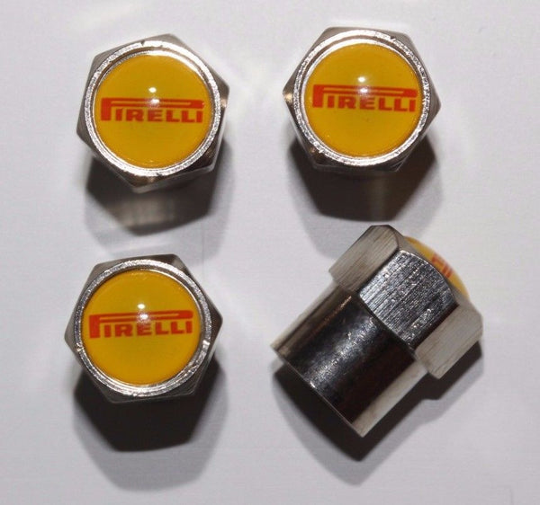 Pirelli Tire Valve Stem Caps