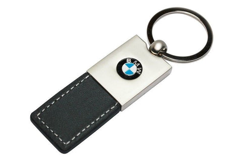 BMW Leather Special Keychain