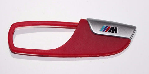 High Quality BMW M Series Red Keychain
