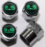 Kawasaki Tire Valve Stem Caps