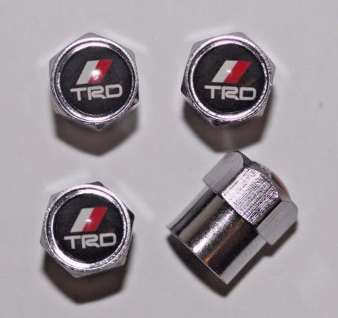 TRD New Tire Valve Caps - MyValveCaps