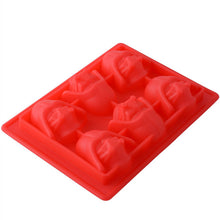Darth Vader Silicone Ice Tray / Chocolate Mold
