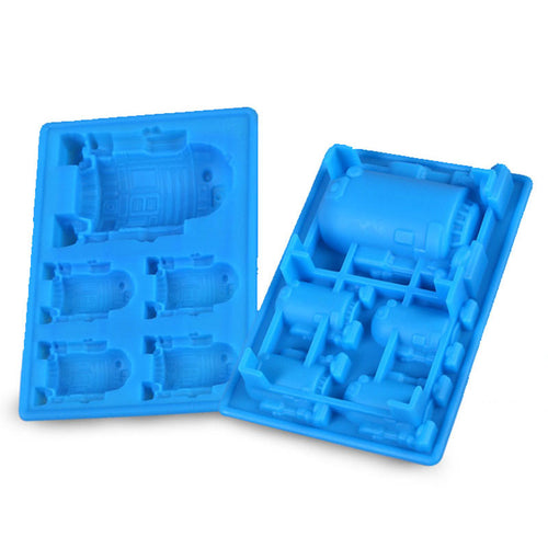 R2-D2 Silicone Ice Tray / Chocolate Mold
