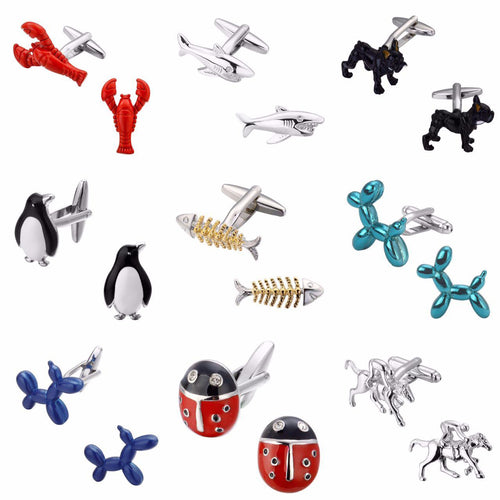 Animals Cufflinks