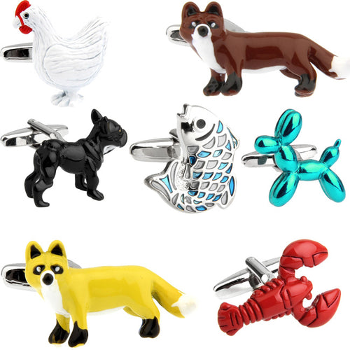 Animals III Cufflinks