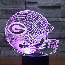 Green Bay Packers LED Lamp